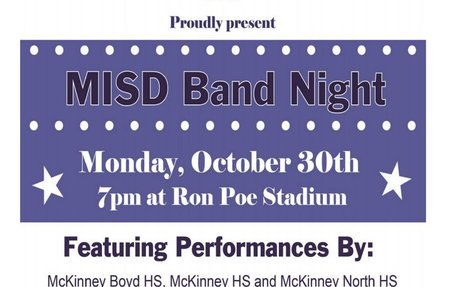 MISD Band Night