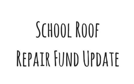 School Roof Update