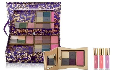 Tarte Gorgeous Getaways Portable Palette Set for a Festive Holiday Season! – Musings of a