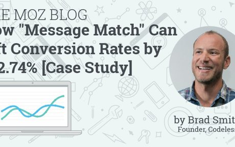 "How ""Message Match"" Can Lift Conversion Rates by 212.74% [Case Study]"