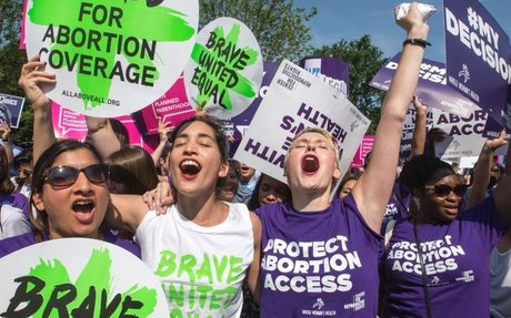 Abortion ruling reactions from Texas' front lines