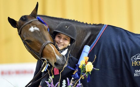 Hunters: They're Inquisitive, Worthy And Enticing:  Meet PA National Junior Hunter Champs