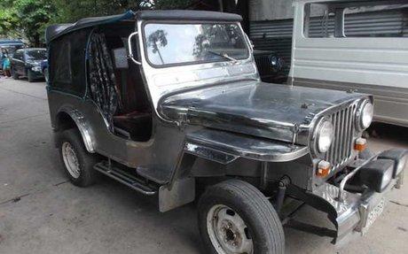 Ano Ang Murang Kotse Sa Philippines?   Owner Type Jeep