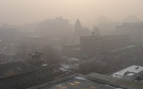 China Has Shut Down Up to 40% of Its Factories in an Unprecedented Stand Against Pollution