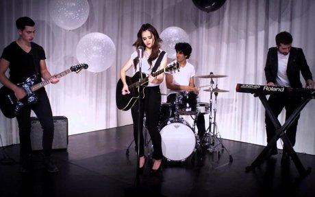 """Never Wanna Let You Go"" (original) - Megan Nicole (official music video)"