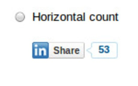 Add Linkedin Share Buttons to your Ning Network
