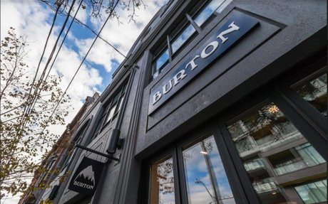Burton Snowboards Launches Canadian Retail Store Expansion