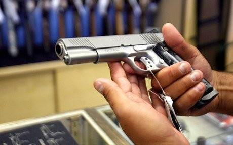 This is how easy it is to buy guns in America