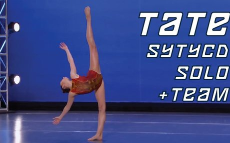 Tate Performs & Has to Make A Decision, Meets Maddie (SYTYCD Academy) S13 Next Generation