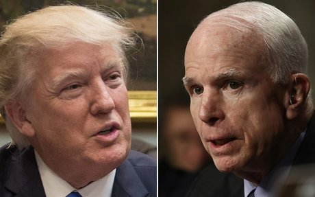 How Congress is taking back power from Trump on national security