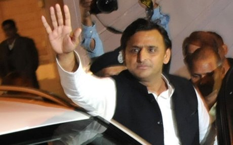 Will win UP as a gift to father, says an emotional Akhilesh Yadav