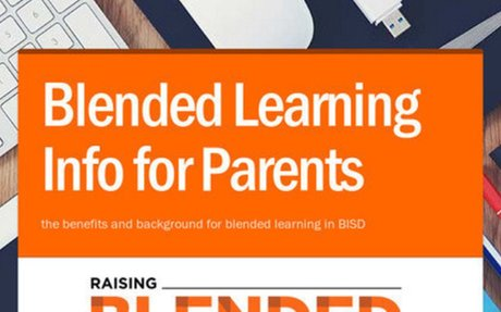 Blended Learning Info for Parents