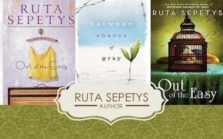 Books   Ruta Sepetys