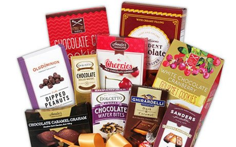 Chocolate Gift Basket Classic - Gourmet Gift Baskets