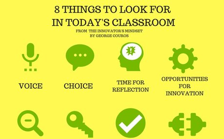 8 Things to Look For in Today;s Classroom