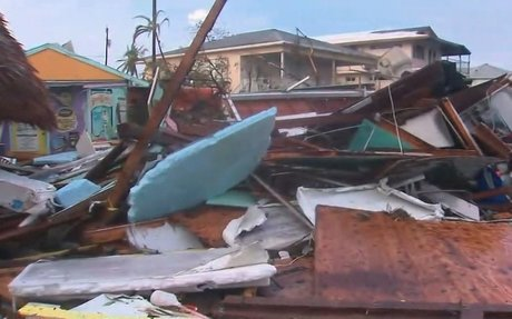 Anxious residents begin returning to battered Florida Keys