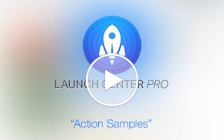 Contrast | Launch Center Pro