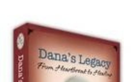 "BOOK AWARDS 2010- ""DANA'S LEGACY-FROM HEARTBREAK TO HEALING"" IS THE RECIPIENT OF"