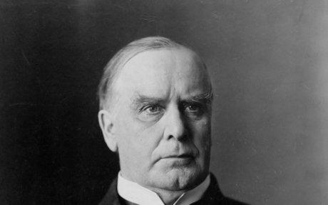 President William McKinley is shot - 1901