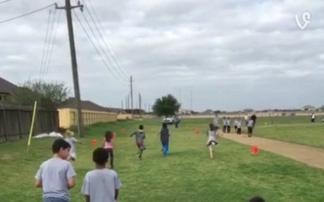 50-yard dash
