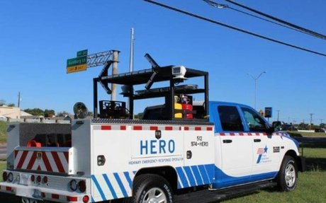 Motorists Now Have A HERO In Texas Roadways, Officials Announce