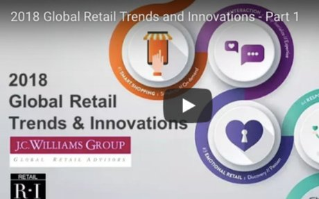 2018 Global Retail Trends and Innovation: Winner Announcement [Video]