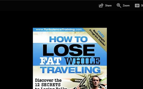 How To Lose Fat While Traveling eBook: Craig Ballantyne, Mike  Whitfield: Amazon.ca: Kindl