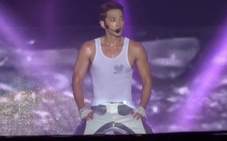 160130 RAIN - THE SQUALL in Hong Kong - Only You [Fancam-84]