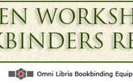Book Binding - Free Bookbinding Tutorials