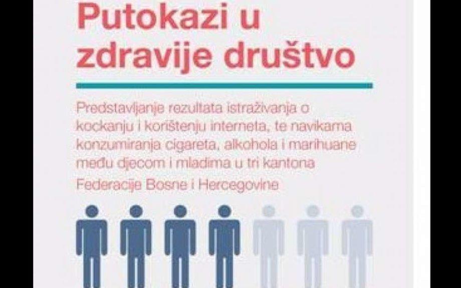 Istraživanje: O čemu su ovisni mladi u BiH