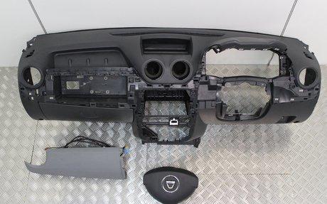 Dacia Duster Airbags