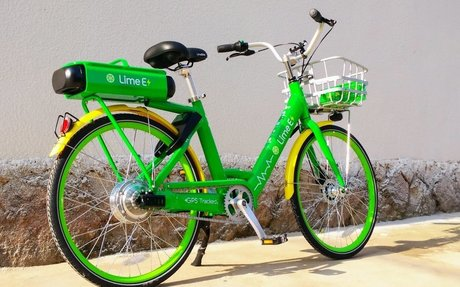 City of South Bend unveils preferred parking for bikeshares - 95.3 MNC