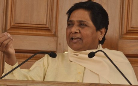 BSP Supremo Mayawati blasts Centre; says BJP maligning her party's name