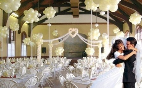 Best Balloon Decoration Ideas for Weddings In Bangalore
