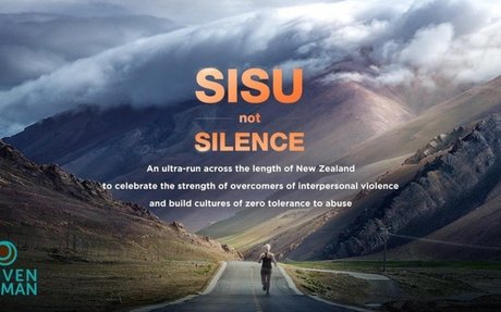 Sisu Not Silence: To Lead a Life of Compassion and Courage