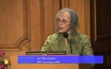 Ina May Gaskin beszéde, AnyaBaba barát - KészüléASzülésre