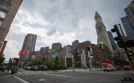 Boston tops list of cities where it pays to move farther away