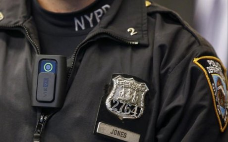What's the wait for police body cameras? - The Boston Globe