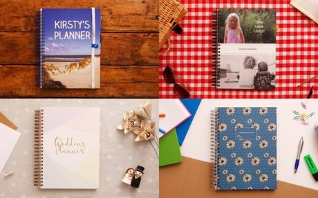 Unique Planners by Pirongs | Start designing your own planner today