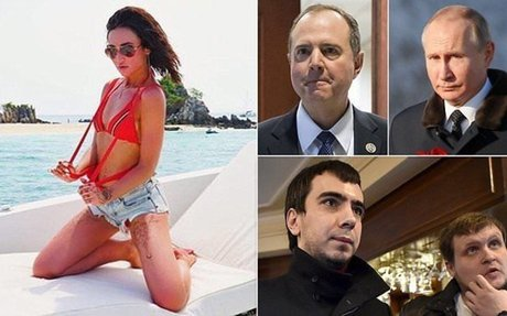 Russians spoofed Adam Schiff with claim of naked Trump pictures