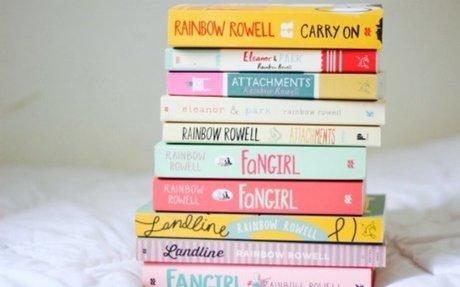 Teen romance books