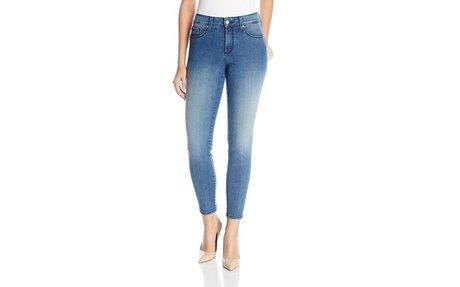 NYDJ Women's Adaleine Skinny Ankle Jeans in Karval