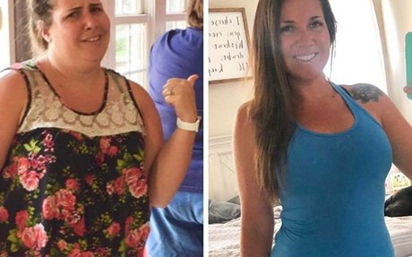 Woman loses 100 pounds in 1 year, thanks to keto diet and intermittent fasting