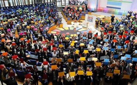 Forum Umwelt & Entwicklung | Internationales SDG Festival mit viel Spiel und Ernst in Bonn