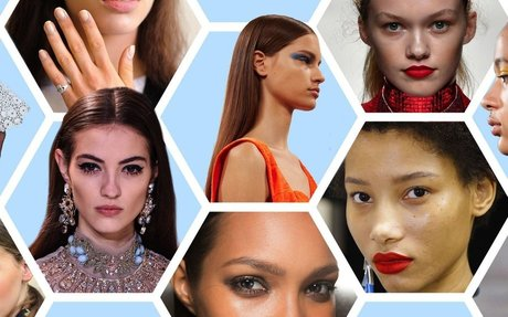 Spring 2017 makeup trends to try right now