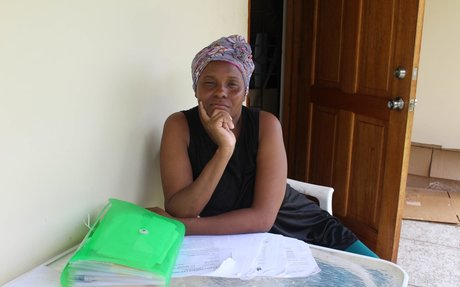 Molly not about to Give Up on Son's 'Suspicious Death' | The St. Lucia STAR