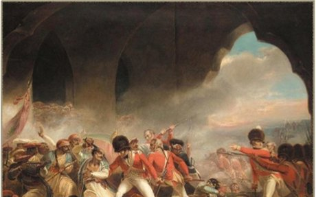 A Case Study of British Imperialism in India