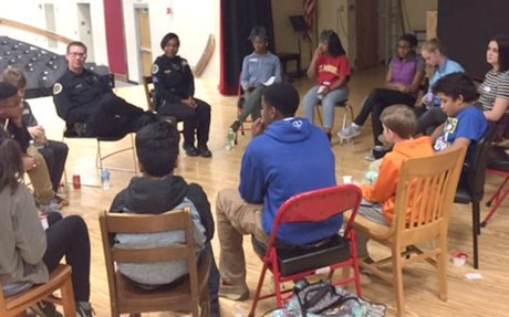Students and Police in Conversation: Authenticity in Nashville PBL | Blog | Project Based
