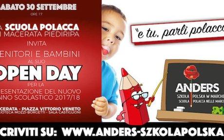 A Macerata, tutti a scuola di di lingua e cultura polacca