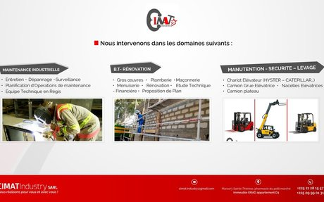 CIMAT Industry SARL